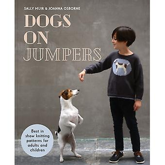 Dogs on Jumpers by Sally Muir