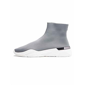 Mallet Mallet Grey Sock Runner