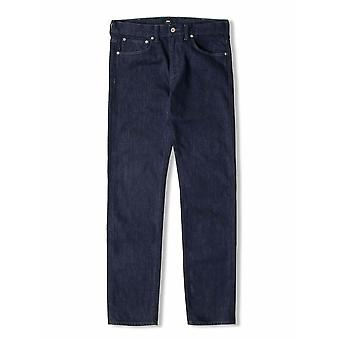 Edwin Edwin Yuuki Blue Denim Rinsed ED-80 Slim Tapered Jean