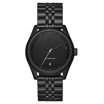 MVMT D-TC01-BB Watch-Full svart mäns rostfrittstål
