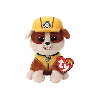 Ty - Paw Patrol - Rubble Bulldog Kids Toy