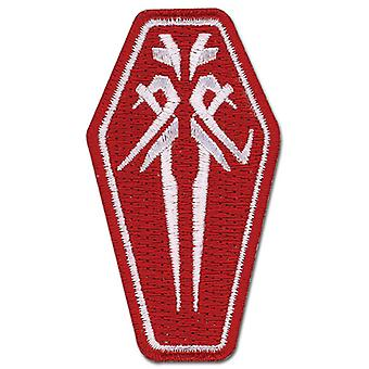 Patch - Guilty Crown - Funeral Parlor Iron-on New Anime Licensed ge44576