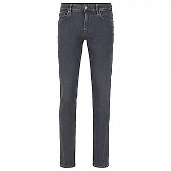 Hugo Boss Charleston Grey Washed Extra Slim Jeans 020 50421091