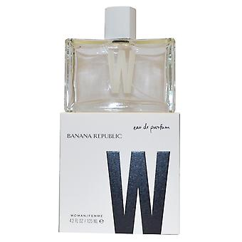 W by Banana Republic Eau de Parfum Spray 125ml