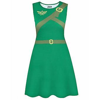 La robe de costume classique de la légende de Zelda