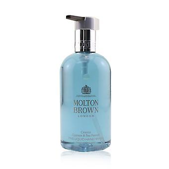 Molton Brown Coastal Cypress & Sea Fennel Fine Liquid Hand Wash - 300ml/10oz