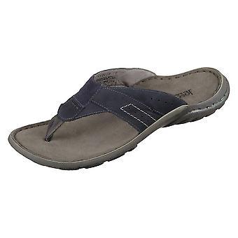 ヨーゼフ ザイベル ゼーヘントレンローガン 12662920530 普遍的な夏の男性の靴