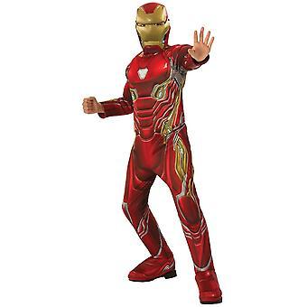 Infinity War Iron Man Barnekostyme
