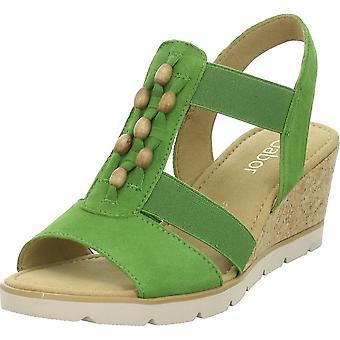 Gabor 4575011 sapatos femininos universais de verão