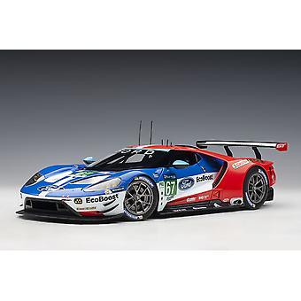 Ford GT LM (Le Mans 2017) Composite Modell