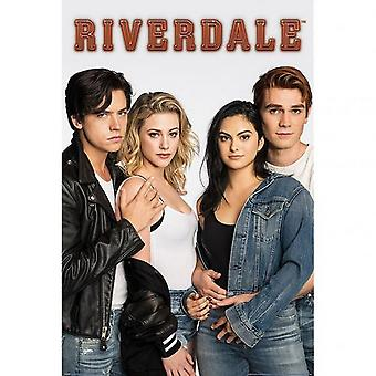 Riverdale Bughead and Varchie 105 Poster