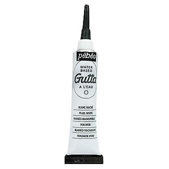 Pebeo Setasilk Gutta 3D Outliner 20ml (White)