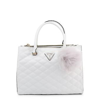 Guess Original Women Spring/Summer Handbag - White Color 49190