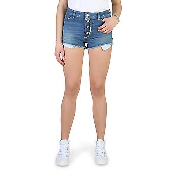 Armani Jeans Original Women Spring/Summer Short Blue Color - 58240