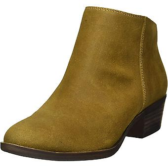 Lucky Brand Women's Bremma Ankle Boot, Tapenade, 5 M US