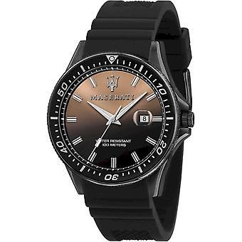 ماسيراتي - ساعة اليد - رجال - سفيدا - R8851140001