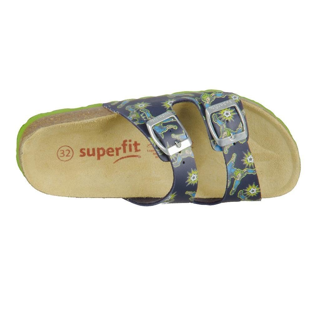 Superfit Tecno 60011181 Universelle Sommer Spedbarn Sko