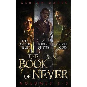 The Book of Never Volumes 13 by Capes & Ashley