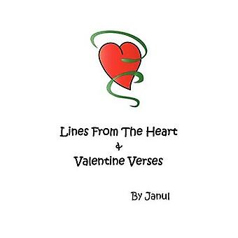 Lines From The Heart  Valentine Verses by Janul
