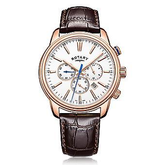 Rotary GS05084-06 Men's Monaco Chronograph Wristwatch