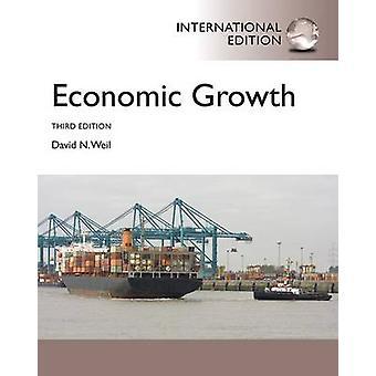 Economic Growth - International Student Edition by David Weil - 978027