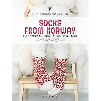 Socks from Norway - Over 40 Knitting Patterns Inspired by Traditional