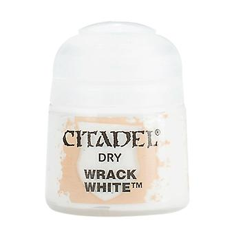 Wrack White, Citadel Paint - Dry, Warhammer 40,000/Age of Sigmar