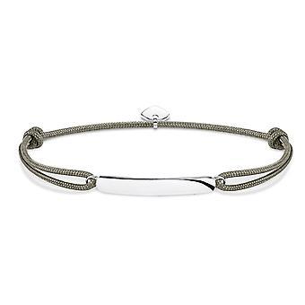 Thomas Sabo kleine Geheimnisse Gravierbar Armband