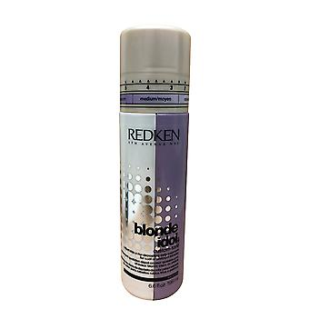 Redken Blonde Idol Custom Tone Violet Conditioner pour Cool Blondes 6.6 OZ