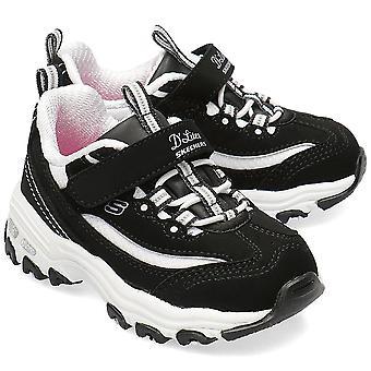 スケッチャーズ群衆アピール80588NBKWユニバーサルオールイヤー乳児靴