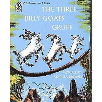 Three Billy Goats Gruff by Asbjornsen - Peter Christen/ Moe - Jorgen