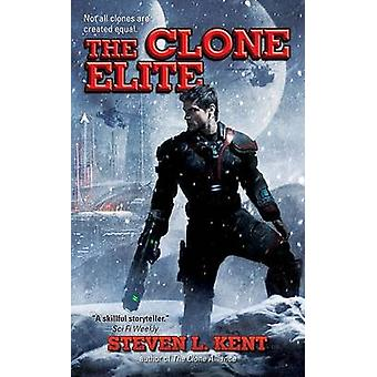The Clone Elite by Steven L Kent - 9780441016082 Book