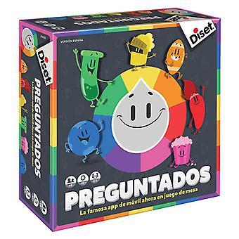 Board game Preguntados Diset (ES)