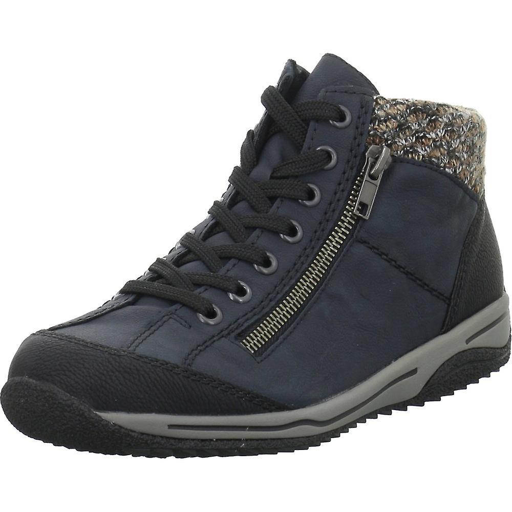 Rieker L5223 L522300 uniwersalne zimowe buty damskie 8myba