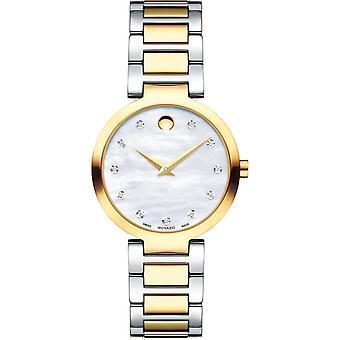 Movado 0607103 Moderni Classic Naisten Watch