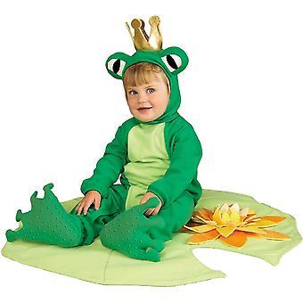 Princess Frog Infant Costume
