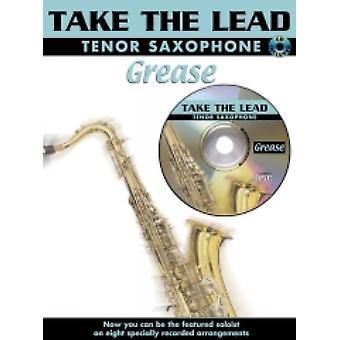 Take The Lead Grease Tenor Saxophone