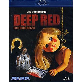 Deep Red [BLU-RAY] USA import