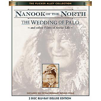 Nanook of the North/Wedding of Palo [BLU-RAY] USA import