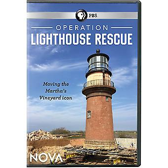 Nova: Operation Lighthouse Rescue [DVD] USA import