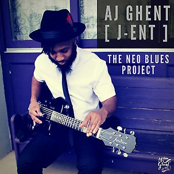 Aj Ghent - Neo Blues Project [CD] USA import