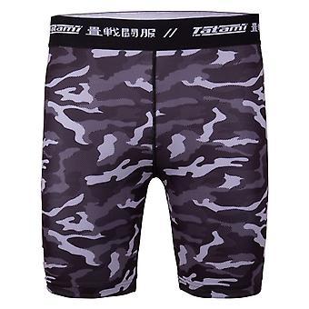 Tatami Fightwear Rival Vale Tudo Shorts Schwarz/Camo