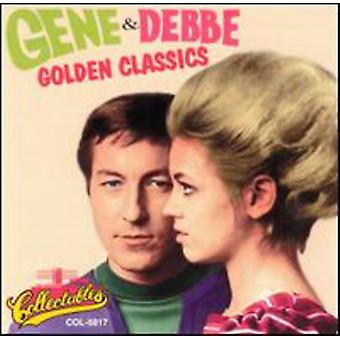 Gene & Debbe - Golden Classics [CD] USA import