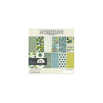 Authentique Youngster 6x6 tums papper Pad