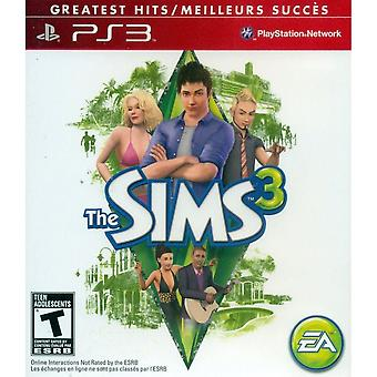 De Sims 3 PS3 Game (Greatest Hits)