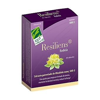 Resiliens Rhodiola 40 capsules