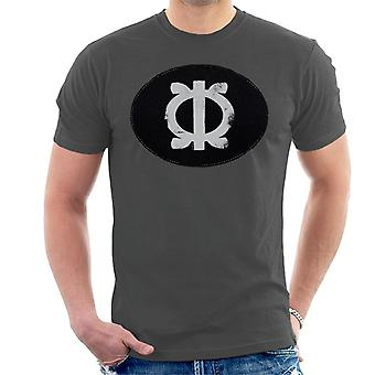 驚嘆ブラックパンサー Adinkra 目的ワワ木シンボル メンズ t シャツ