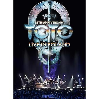 Toto - 35th Anniversary Tour Live in Poland [DVD] USA import