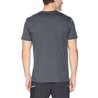 Peak Velocity Men's Performance Cotton Short Sleeve Quick-dry Loose-Fit T-shi...
