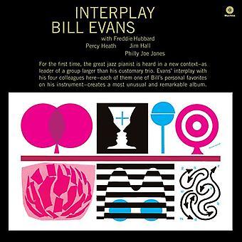 Bill Evans - Interplay [Vinyl] USA import